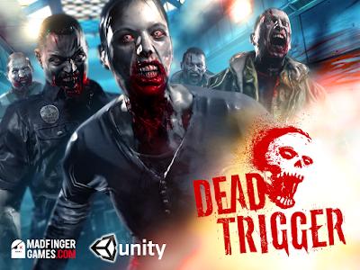 Dead Trigger V.1.9.5 MOD APK + DATA