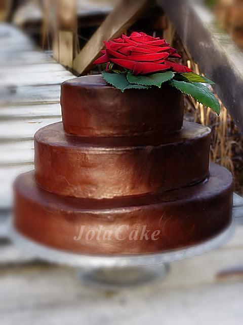 Tort trzypietrowy