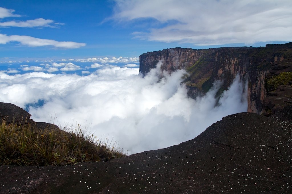 Mount Roraima - Venezuela ~ World Travel Destinations