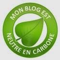 Mon blog est neutre en carbone .
