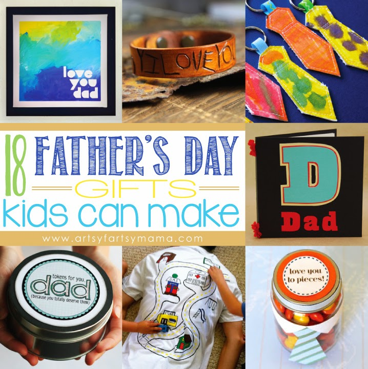 18 Kids Father's Day Gifts