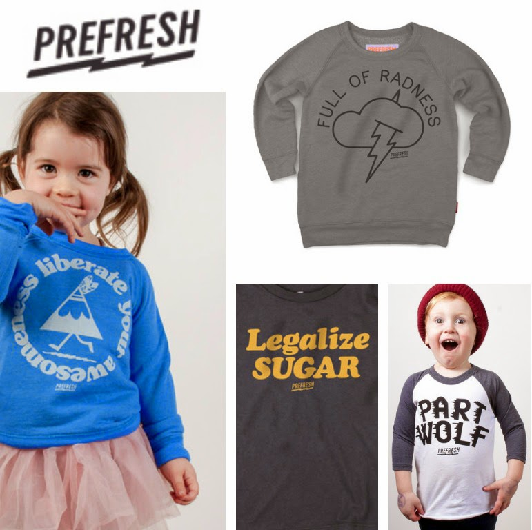 Prefresh - Cool kids tees and sweatshirts from the US