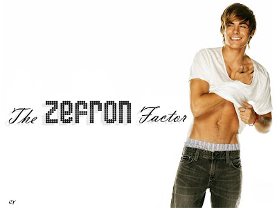 Zac Efron HD wallpapers 2010