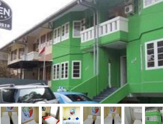 Maven Cilandak Hotel Berlokasi Di Margasatwa No47 Jakarta Indonesia Ini Dilengkapi Dengan Fasilitas Meeting Room Dan Ballroom