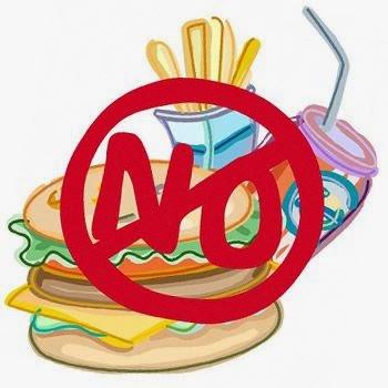 makanan segera punca kegemukan