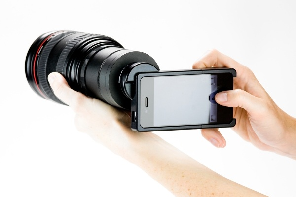 iPhone SLR Mount- Biggest Step Forward?