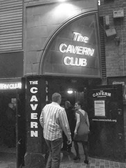 The Cavern, Liverpool, Beatles, beat music, 1960s
