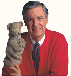 "The Liberal Curmudgeon: Fox News: Mr. Rogers Was An ""Evil, Evil Man"""
