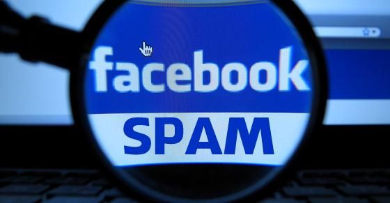 Cara Melaporkan SPAM Tautan Pornografi di Facebook