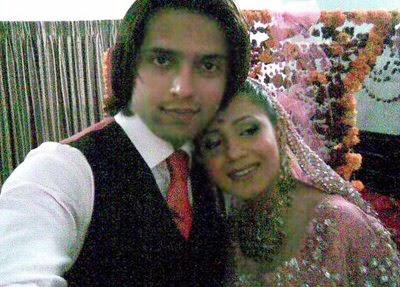 Fahad Mustafa Wedding picture2