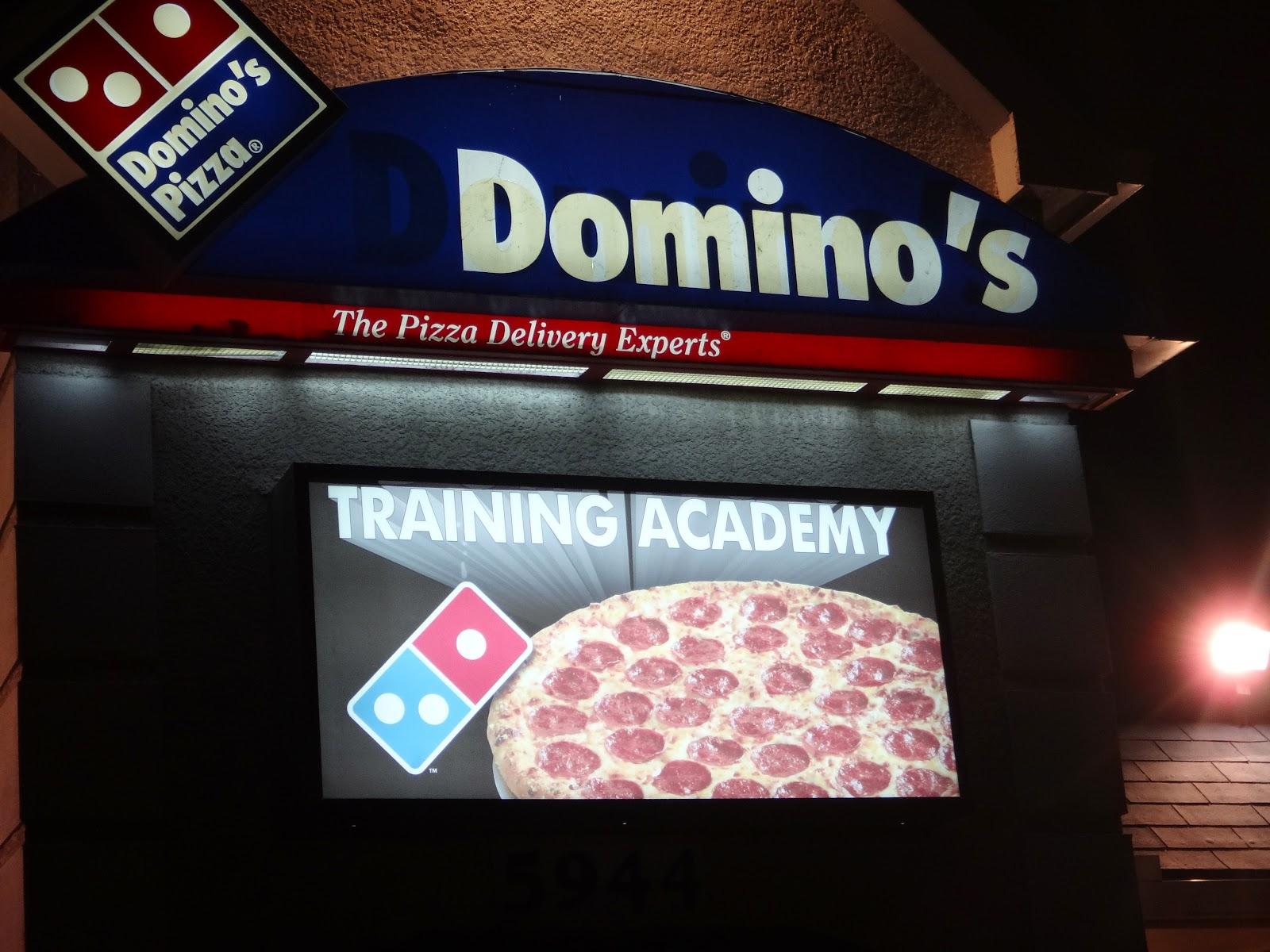 domino's - training academy - orlando