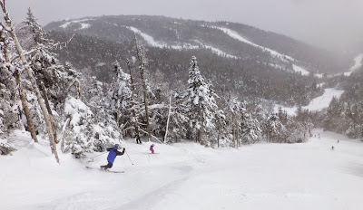 Skiing Lies, Saturday 02/15/2015.  The Saratoga Skier and Hiker, first-hand accounts of adventures in the Adirondacks and beyond, and Gore Mountain ski blog.