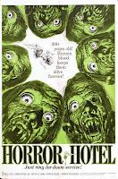 Portada película El Hotel del Horror