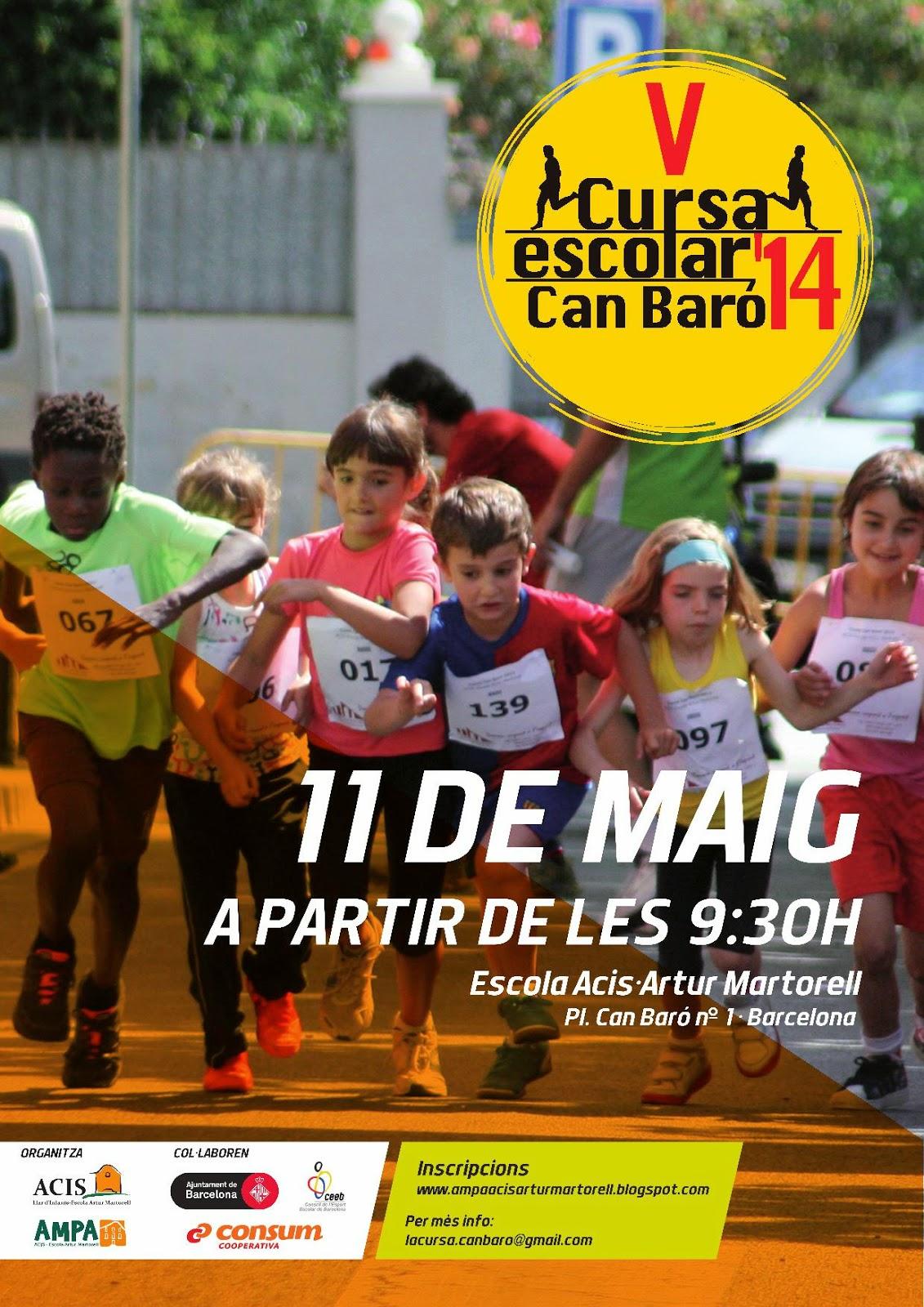 Cursa Can Baró 2014