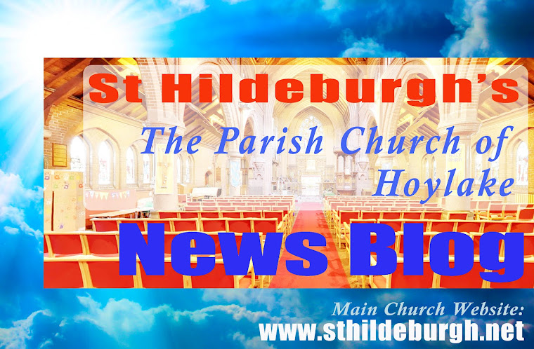 St Hildeburgh's Parish Church Hoylake: News Blog