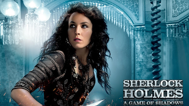 Noomi Rapace in Sherlock Holmes