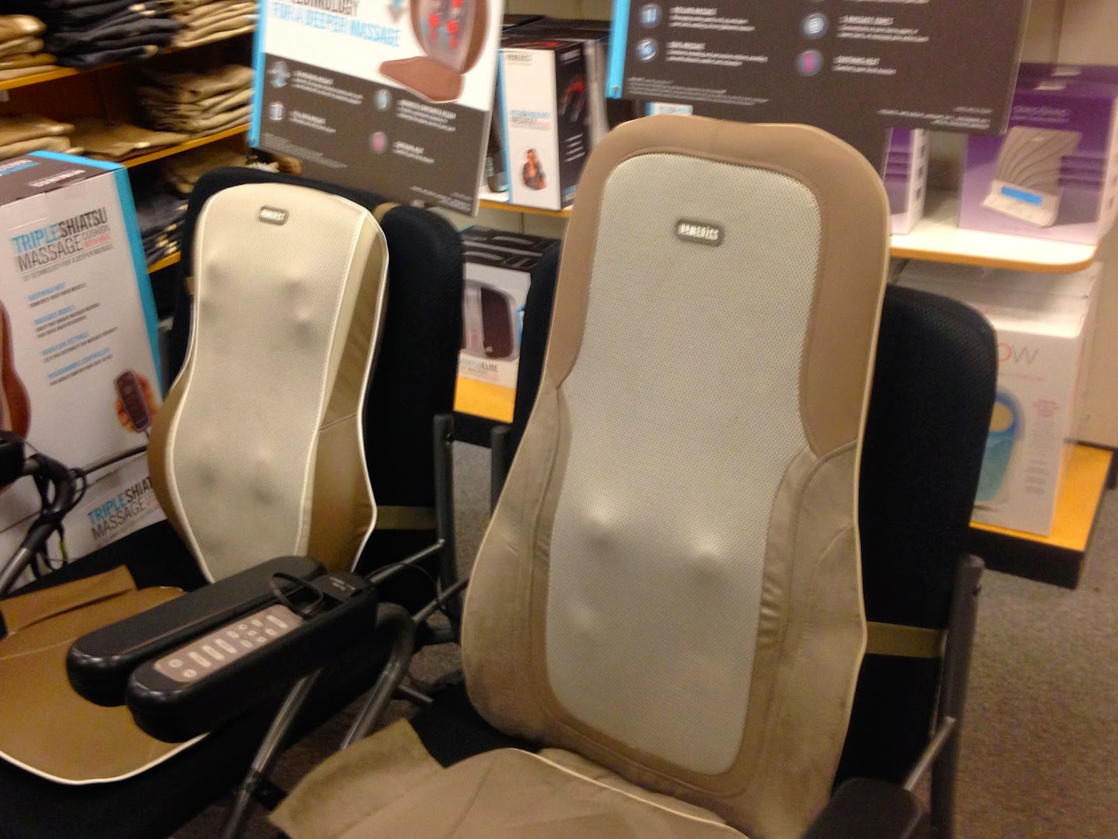 how tech massage with get high to homedics started kohls chairs chair