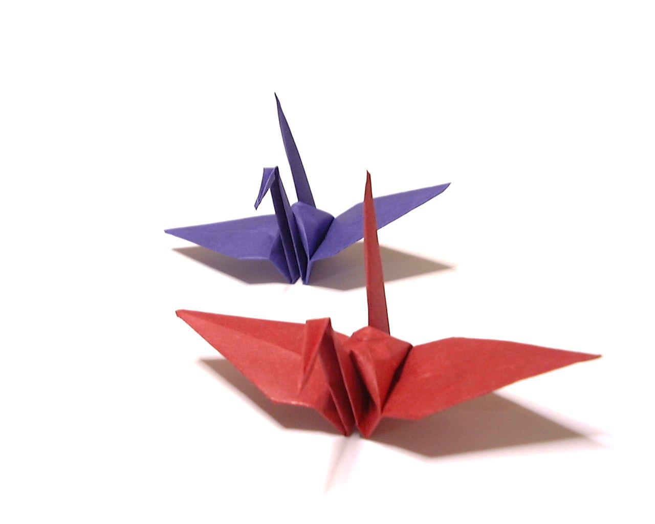 Japanese Crane Origami Art - photo#47