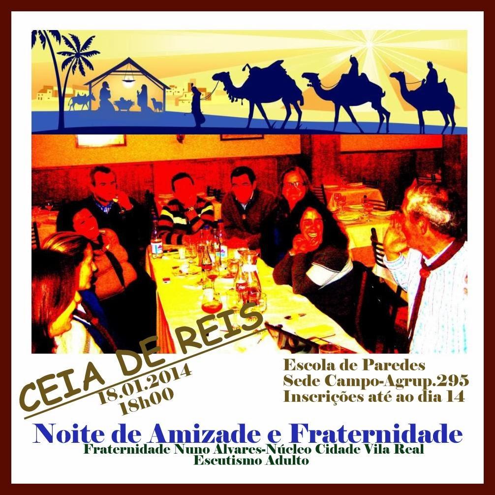 CEIA DE REIS 2014