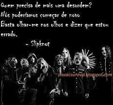 Tudo Sobre Slipknot E System Of A Down Fotos E Frases Do Slipknot