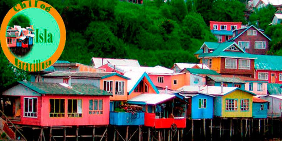 Chiloe,  Isla maravillosa