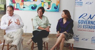 Rosalba Ciarlini garante total apoio as comemorações dos 50 anos do Método Paulo Freire em Angicos