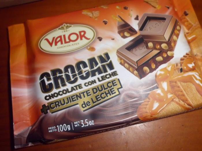 Crocan Chocolate con Leche