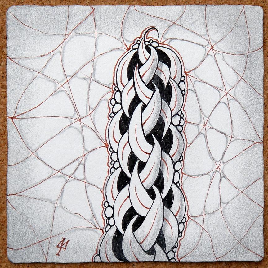 Zentangle Punzel And Cool Cool Zentangle Patterns