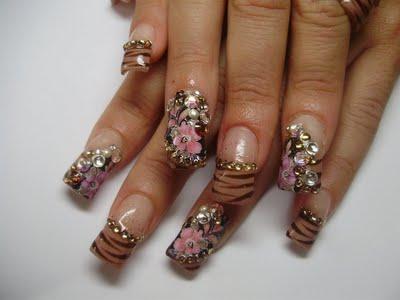 nail art quality best quality flower designs nail art