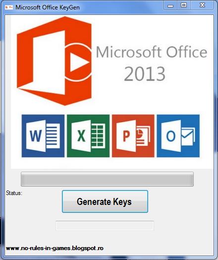 Microsoft Office 2013 Serial  Product key  Cd Key Crack