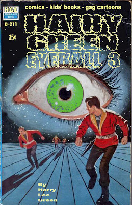 Hairy Green Eyeball 3