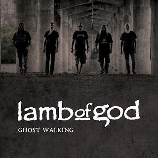 Lamb of God - Ghost Walking Lyrics