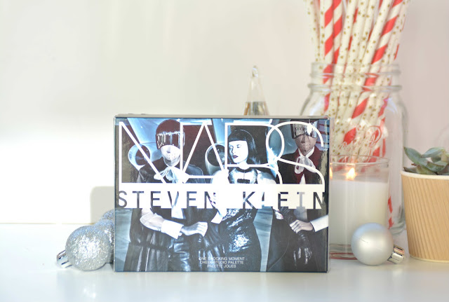Palette One Shocking Moment de Nars x Steve Klein