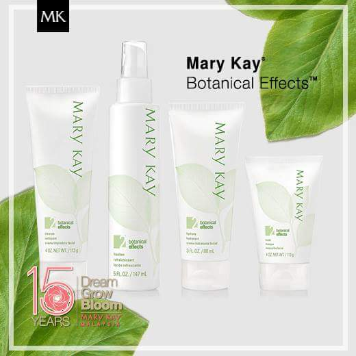 Mary Kay Botanical Effect