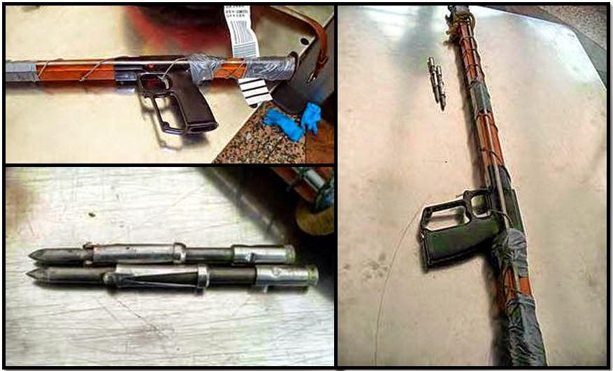 Speargun Discovered in Carry-on Bag at Denver