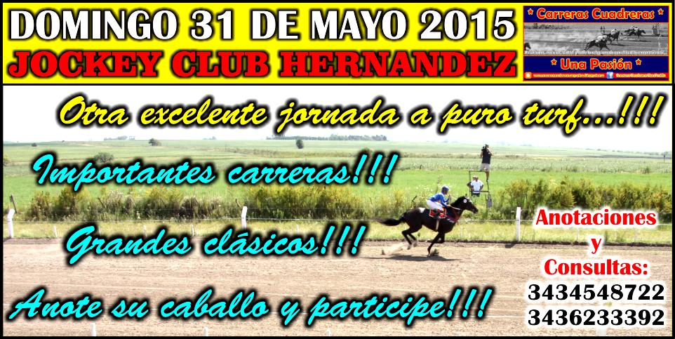 HERNANDEZ - 31.05.2015