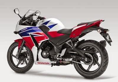 Gambar All New Honda CBR250R