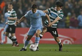 hasil video pertandingan manchester city sporting lisbon 16 maret 2012 global tv