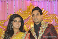 Celebraties at Actor Bharat n Jessy Wedding Reception Photos+%252819%2529 Actor Bharath n Jessy Wedding Photos