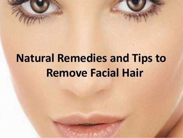 Home Natural Ways to Remove Extra Hair