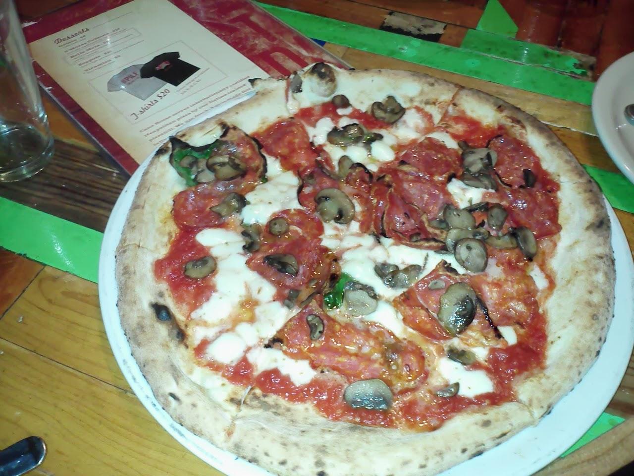Cane Rosso Cassie Pizza