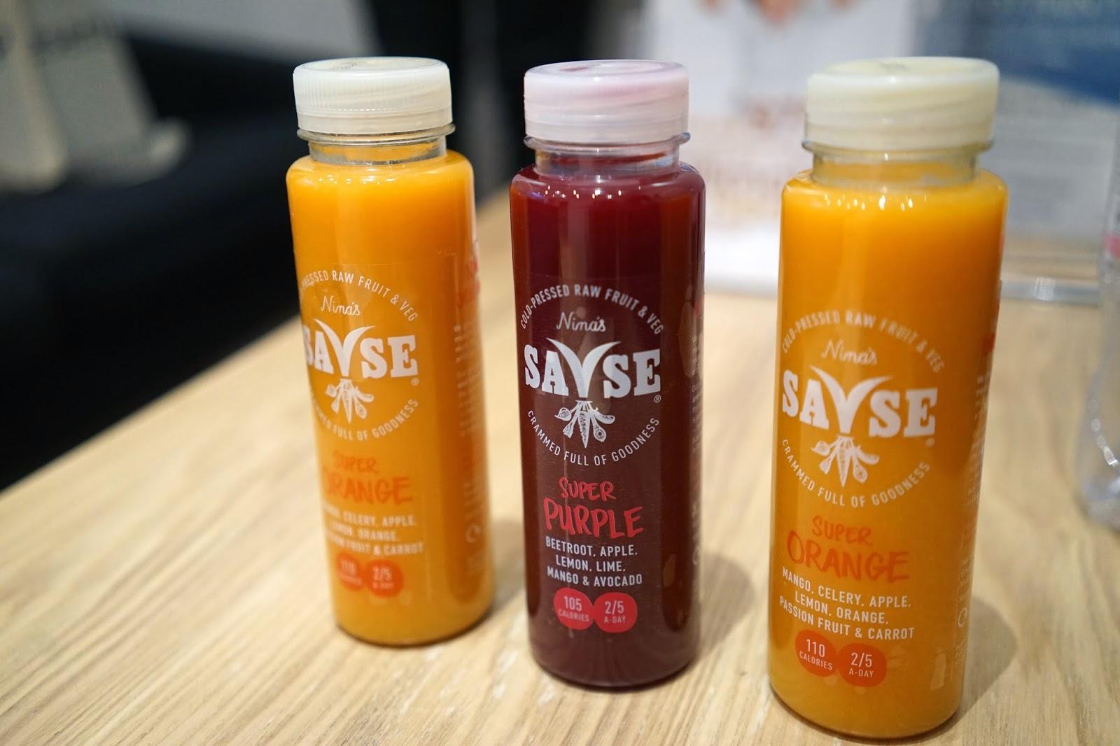 nina's juice