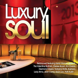 Download – CD Luxury Soul – 2013
