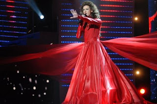 Artyom Semyonov - female impersonator with opera voice on Ukraine's Got Talent