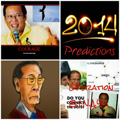 The Philippines in 2014: The EQ Predictions!
