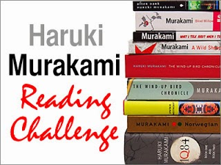 Haruki Murakami Reading Challenge 2013