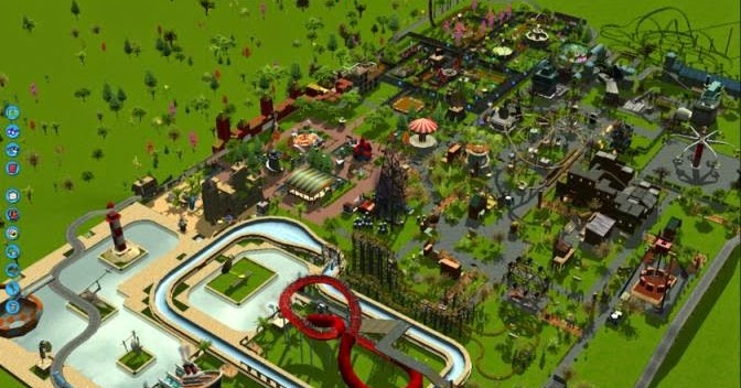 Download RollerCoaster Tycoon 2