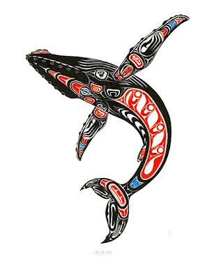 """#0010 2nd KOHOLA(Humpback whale)- 22'x28"""" Print @ $100.00"""