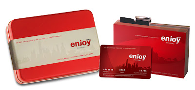 Enjoy Philippines Card Kit