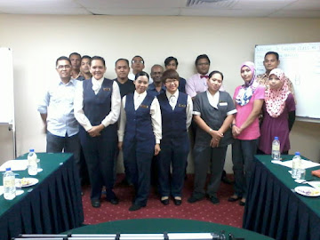 Vistana Hotel English Class - Batch 2